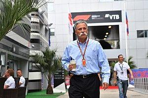 Carey meets team bosses to discuss F1's future