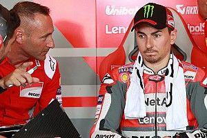 Lorenzo : Si les qualifs duraient 7 minutes, on serait en pole !
