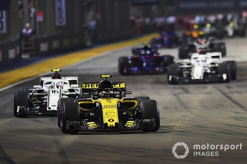 Wackelt WM-Platz vier? Renault hat Angst vor Racing Point