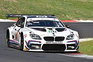 Erik Johansson sarà al via della serie Endurance del GT Italiano con la BMW M6 GT3