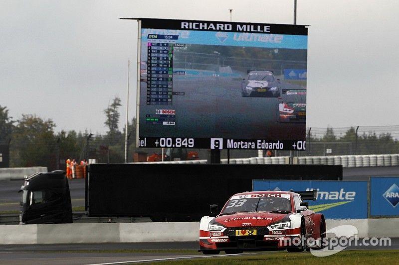 DTM Nürburgring: Rast wint, pech voor Di Resta en Frijns