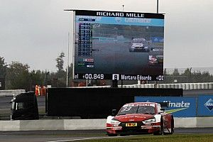 Nurburgring DTM: Rast denies Paffett pole by 0.028s