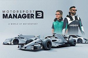 Новая игра Motorsport Manager 3 выйдет этим летом