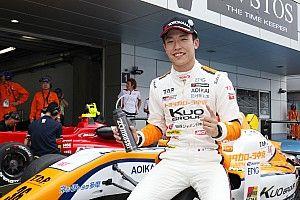 全日本F3選手権第5戦は坪井翔が開幕5連勝を達成