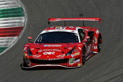 Stefano Gai e Giancarlo Fisichella si impongono in Gara 2 al Mugello