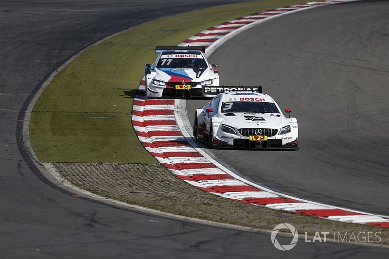 Mercedes' DTM exit helping it dominate in 2018 - BMW
