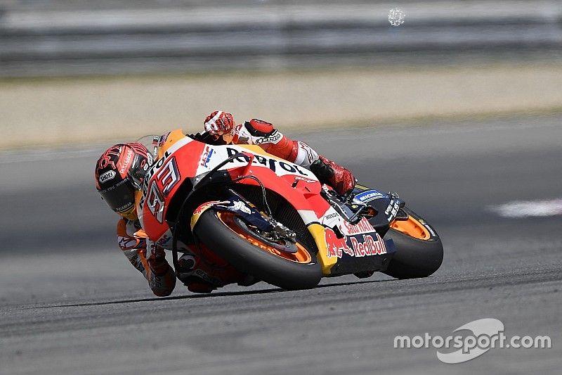 """Márquez: """"Trabajaré para intentar llegar de nuevo con opciones a la última curva"""""""