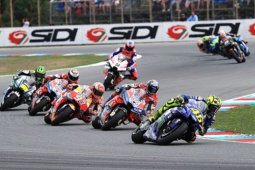 """Rossi: """"Es una pena que yo esté en tan buena forma y la moto, no"""""""