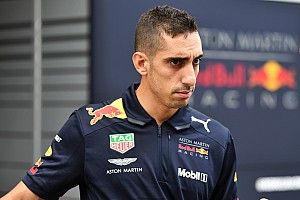 Pirelli Silverstone test cut short by Buemi crash