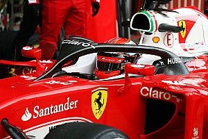 F1 agrees on Halo over Aeroscreen for 2017