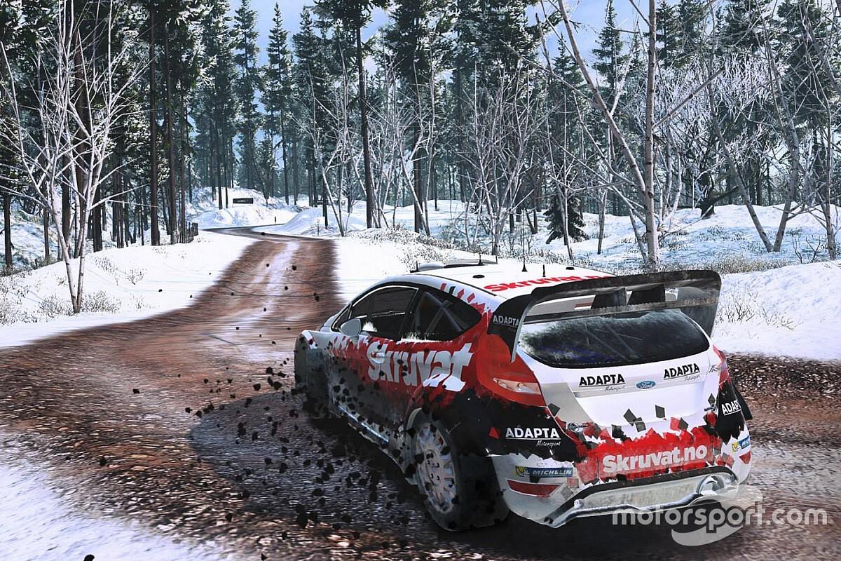 WRC: la realtà virtuale è usata per migliorare la sicurezza