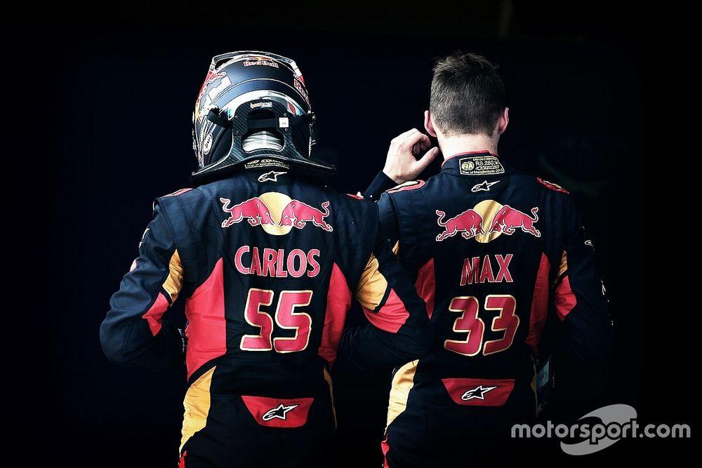 Сайнс назвал бывшего напарника лучшим пилотом Ф1