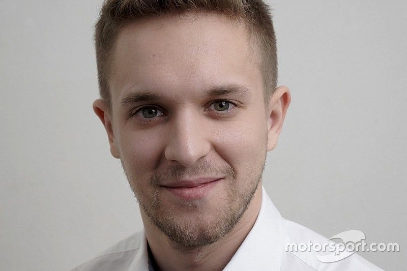 Côme Ledogar devient pilote officiel McLaren GT