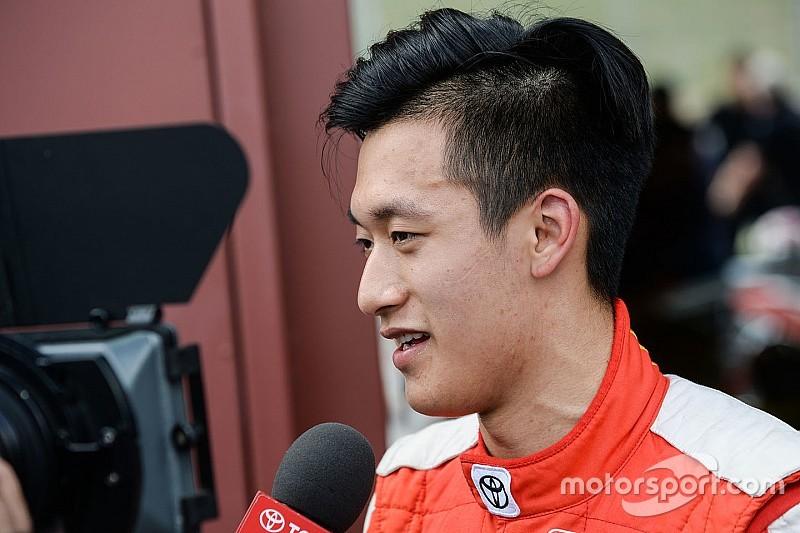 Ferrari protege Zhou to race for Motopark in rookie F3 season