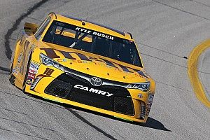 "Analysis: How Kyle Busch's ""perfectly legal"" pole car failed tech"