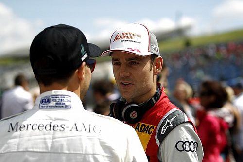 Jamie Green descalificado de la carrera del sábado del DTM