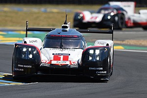 Le Mans Race report Le Mans 24h: Porsche extends huge lead, GT fight intensifies