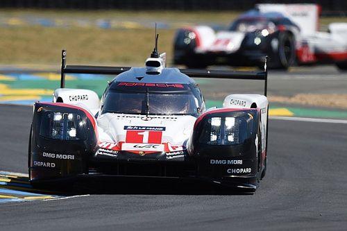 Le Mans uur 18: Porsche vergroot voorsprong, Tung op kop in LMP2