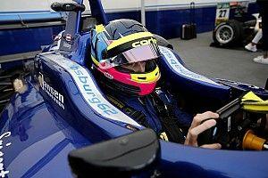 F3 Spa-Francorchamps: Habsburg wint zijn eerste F3-race