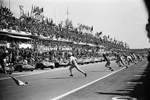 Vídeo: Ferrari domina las 24 Horas de Le Mans en 1963