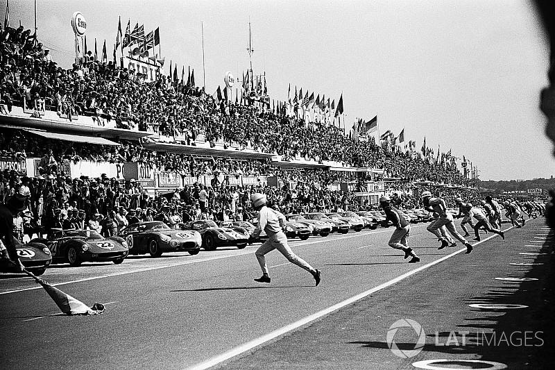 VÍDEO: O domínio da Ferrari em Le Mans em 1963