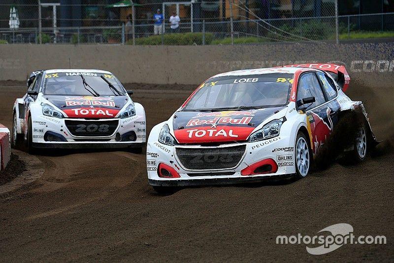 Championnats - Loeb se rapproche du podium