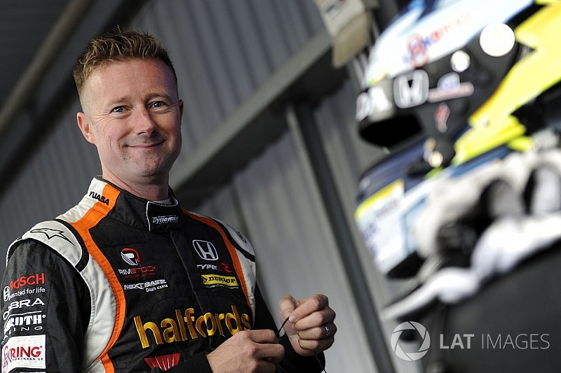 Shedden to make TCR debut in Dubai finale