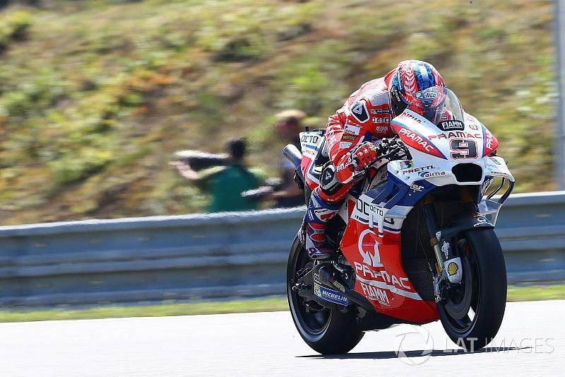 "【MotoGP】クラッチロー、ドゥカティの""創造的""フェアリングに脱帽"