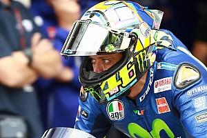 Rossi boekt vooruitgang in tweede test
