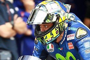 """Tout change à Silverstone: Rossi est rapide et """"très content"""""""