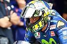 Rossi : deuxième jour d'essais et