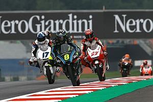 Moto3 Breaking news 24 Pembalap Moto3 didenda 500 euro