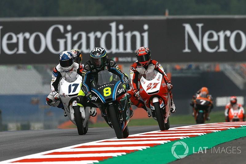 24 Pembalap Moto3 didenda 500 euro