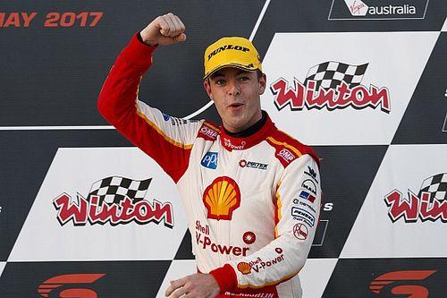 Winton Supercars: McLaughlin cruises to Saturday win