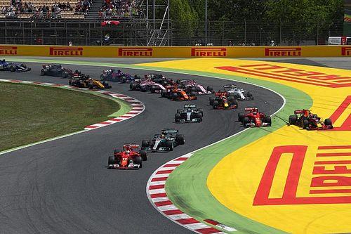 Formel 1 2017 in Barcelona: Die Meinungen zum Startunfall