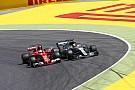 【F1】ハミルトン、ベッテルとの戦いを楽しむ。「これこそがレース!」