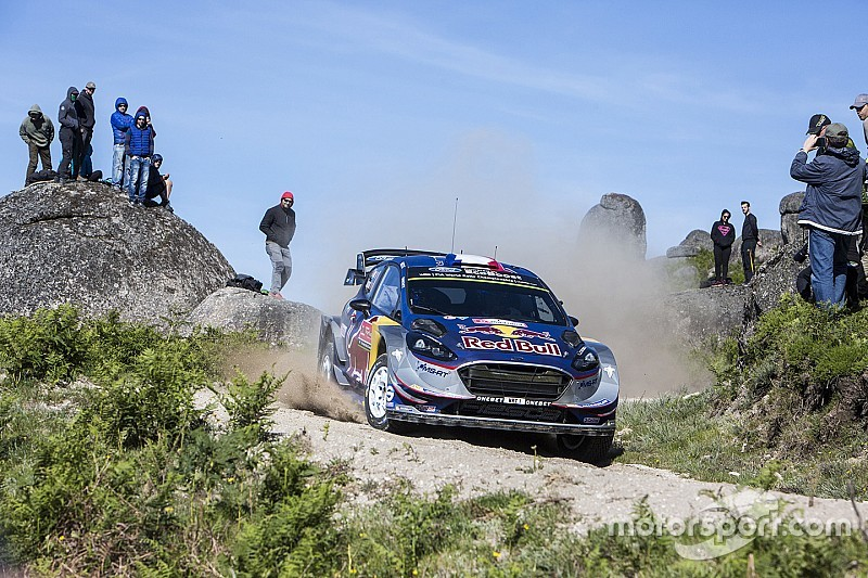 Portugal WRC: Ogier beats Neuville for second win of 2017