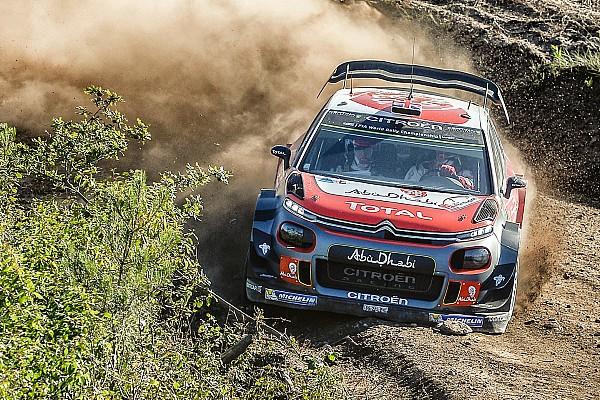 Kris Meeke: Situation in der WRC 2017