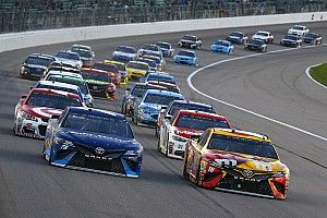NASCAR releases bulletin with several updates