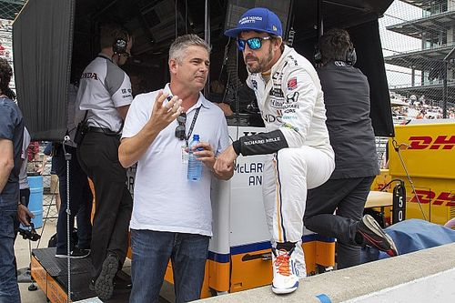 "Alonso's Indy 500 preparation to ""ramp up bigtime"""