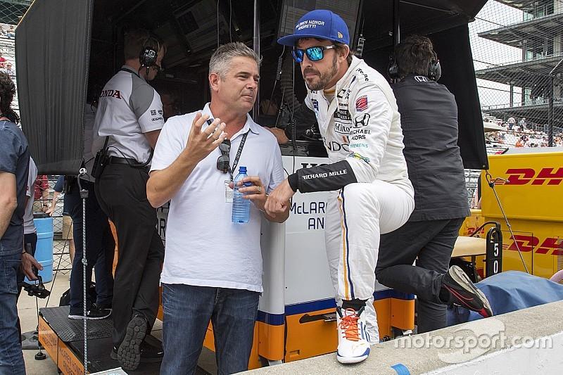 """De Ferran: """"Alonso tem tudo para ser campeão da Indy"""""""