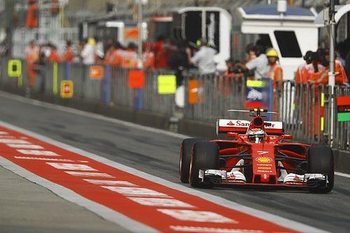 Raikkonen feels Ferrari should have stopped him earlier