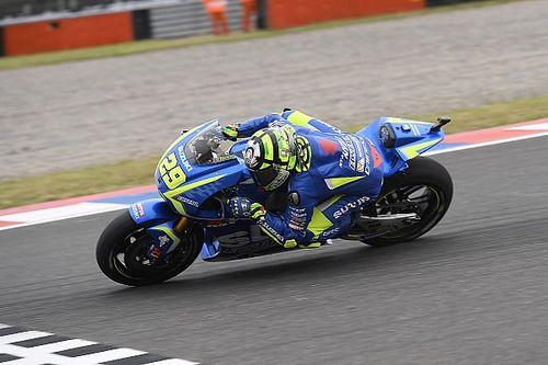 MotoGP 2017: Andrea Iannone empfindet Strafe für Frühstart als zu hart