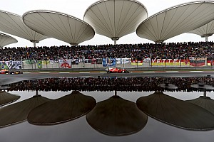 """F1与中国大奖赛""""原则上""""达成续约协议"""