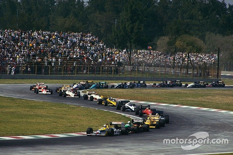 За 30 лет до нашей эры. Где сейчас гонщики, выступавшие в Ф1 в 1987-м