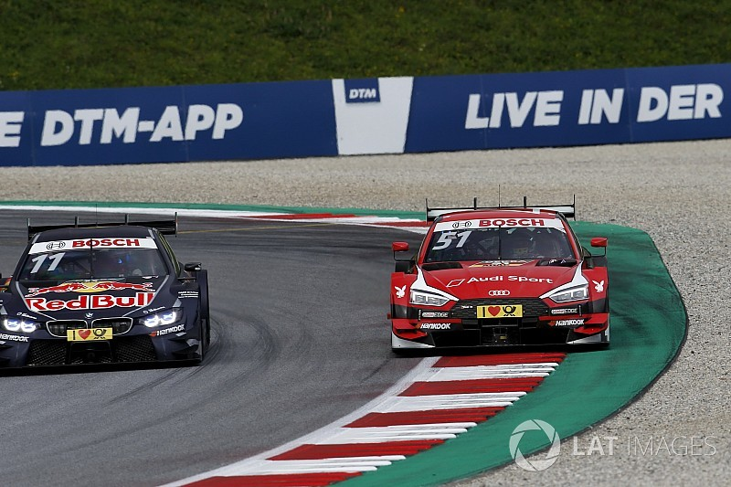 Wittmann: Dominant Audi didn't need to destroy my race