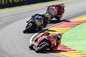 """Márquez: """"Estamos a un buen nivel en cualquier circuito"""""""