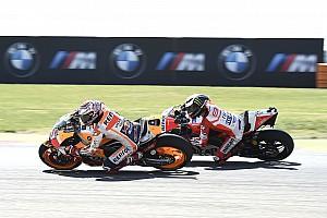 MotoGP Новость Маркес: Опыт с Ducati поможет Лоренсо в Honda