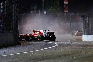 """Vettel: """"Il ritiro? Non penso al campionato ma alla gara persa"""""""