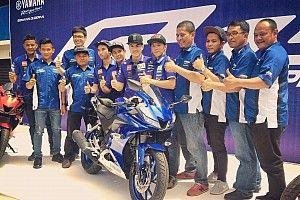 Vinales ramaikan launching Yamaha Racing Indonesia